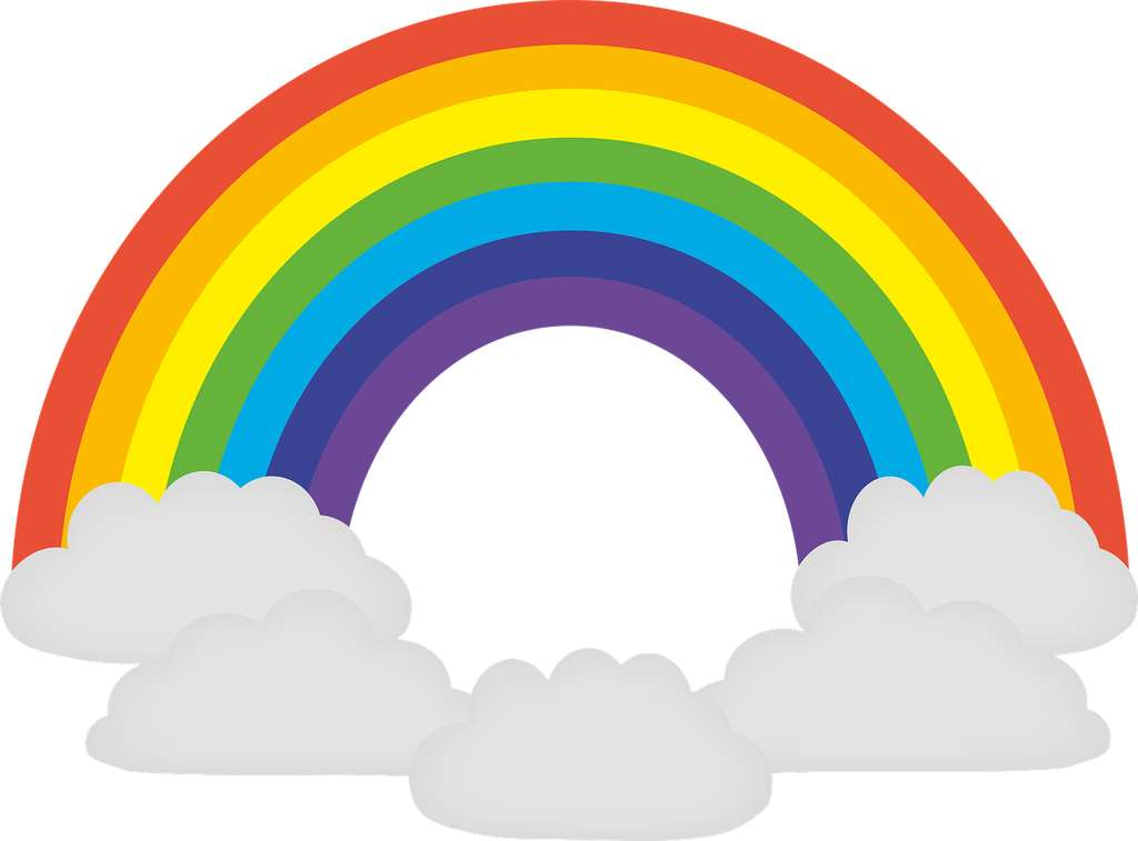 Kinder malen: Regionalbibliothek freut sich auf Regenbogen-Bilder ...
